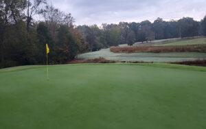 Waterford Golf Club Hole 5